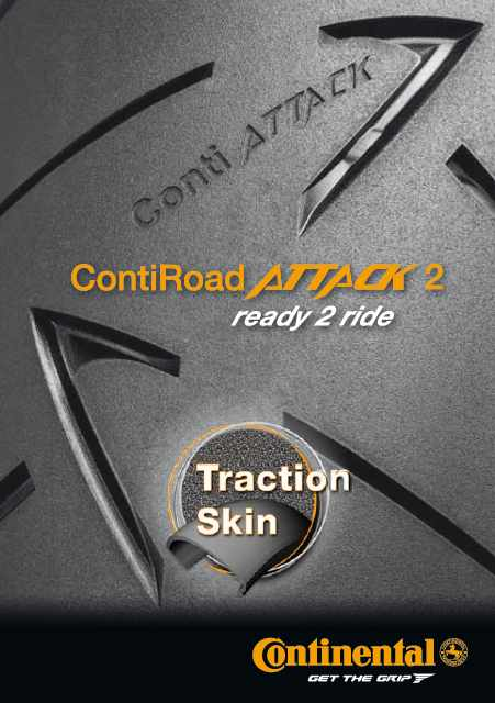 Flyer zum Download ContiRoadAttack 2