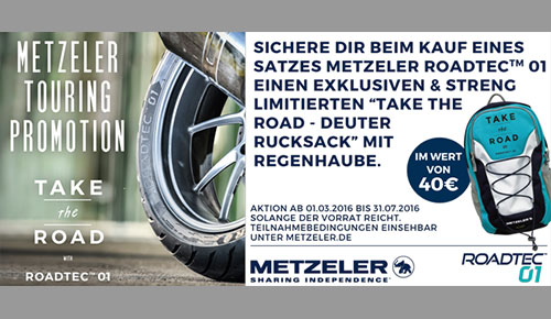 Metzeler-Touring-Promotion